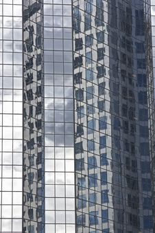 Free Modern Glass Buildings Royalty Free Stock Photography - 5265747