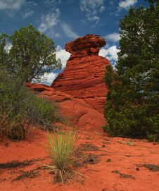 Free Arizona Butte Stock Photography - 5266082