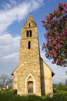 Free Strei Church Stock Images - 5266084