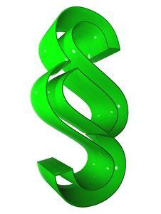 Free 011 Symbol 3D At 9000 Green Royalty Free Stock Photo - 5266365