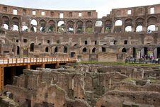 Free The Coliseum Royalty Free Stock Photos - 5267028