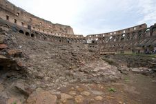 Free The Coliseum Royalty Free Stock Images - 5267029
