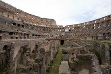 The Coliseum Stock Photography