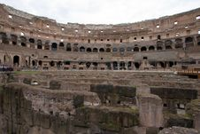 Free The Coliseum Royalty Free Stock Image - 5267036