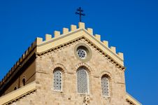 Free Cathedral Detail Stock Photography - 5268242
