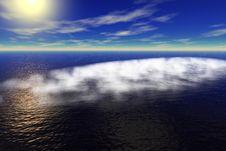 Fog Stock Image