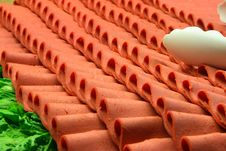 Free Sausage Royalty Free Stock Photos - 5269618