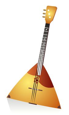 Free Balalaika Stock Photography - 5269872