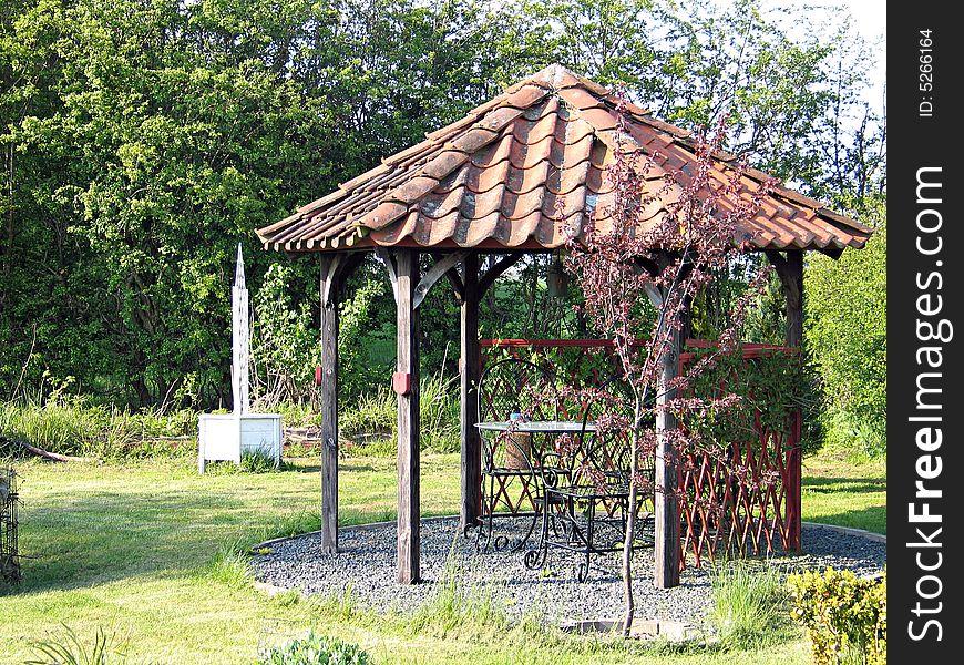 Beautiful home garden gazebo & Beautiful Home Garden Gazebo - Free Stock Images \u0026 Photos - 5266164 ...