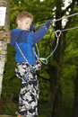 Free Boy Climbing Royalty Free Stock Photo - 5271885