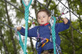 Free Boy Climbing Stock Photo - 5271920