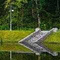 Free Geometrical Landscape Stock Image - 5274251