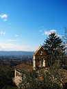 Free Assisi Old Church Bell Tower Royalty Free Stock Photos - 5275078