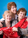 Free Three Grandmothers. Royalty Free Stock Images - 5277749