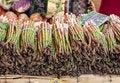 Free Fresh Asparagus Bundles Royalty Free Stock Photo - 5278015