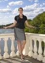 Free Beautiful Young Business Woman Stock Photos - 5278093