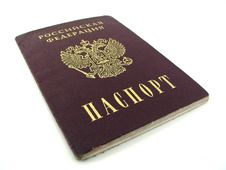 Free Russian Passport Royalty Free Stock Images - 5270539