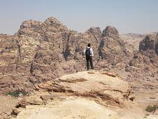 Free Petra, Jordan Royalty Free Stock Image - 5271156