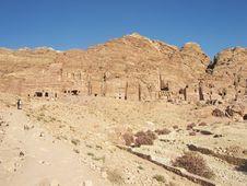 Free Petra, Jordan Royalty Free Stock Image - 5271226