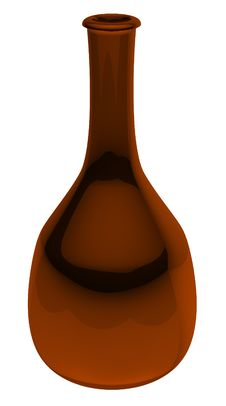 Free Brown Bottle Royalty Free Stock Photography - 5271507