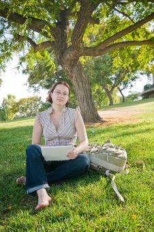Free Female University Stock Photography - 5271772