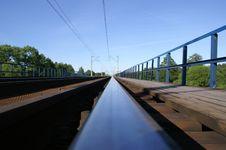 Free Rail Royalty Free Stock Photo - 5273085