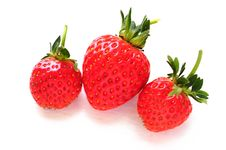 Free Strawberries Royalty Free Stock Images - 5273699