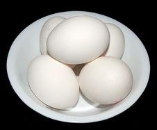Free Eggs Royalty Free Stock Image - 5274036