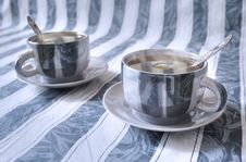 Free Two Cups Stock Image - 5274191