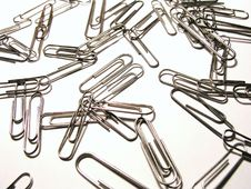 Free Paper Clips Stock Photos - 5274803