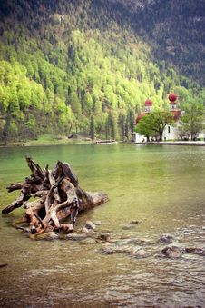 Free Koenigssee Royalty Free Stock Photo - 5274945