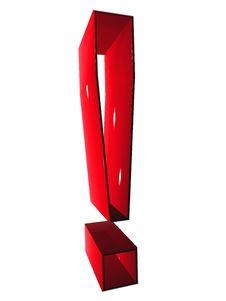 Free Symbol 3D Royalty Free Stock Photo - 5275225