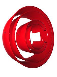 Free Symbol 3D Royalty Free Stock Image - 5275296