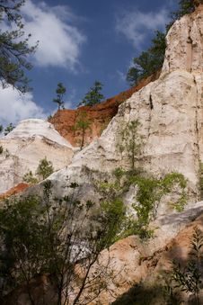 Free Providence Canyon Stock Photography - 5275302