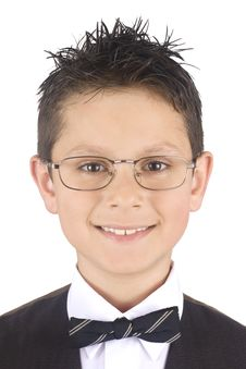 Free Portrait Of A Young Businessman Stock Image - 5275601