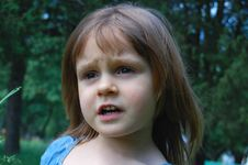 Free Portrait Of A Beautiful Girl Royalty Free Stock Photography - 5275717