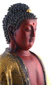 Free Buddha. Royalty Free Stock Images - 5276009