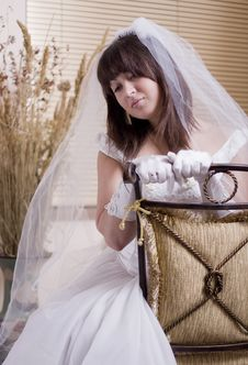 Free Standby Bride Royalty Free Stock Image - 5276066