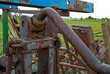 Free Farm Machine Royalty Free Stock Photos - 5276068