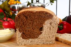 Free Marble Rye Loaf Stock Photography - 5276412