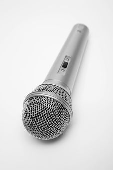 Free New And Metal Microphone Stock Photos - 5277793