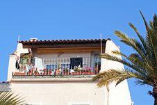 Free Mediterranean Flat Royalty Free Stock Images - 5278039