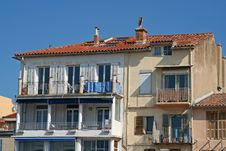 Free French Riviera House Stock Photos - 5278043