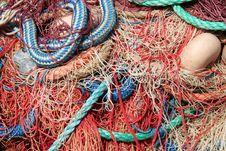 Free Fisherman Tools Royalty Free Stock Photography - 5278047