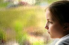 Free Rainy Day Disappointment Royalty Free Stock Photo - 5278135