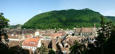 Free Old City Of Brasov, Romania Royalty Free Stock Photos - 5278318