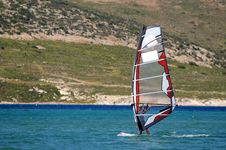 Free Windsurf Stock Image - 5279221