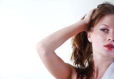 Free Naked Beauty Stock Photography - 5279502