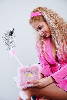 Free Pink Memories Royalty Free Stock Photo - 5279765