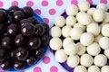 Free Chocolate Balls Stock Images - 5282474